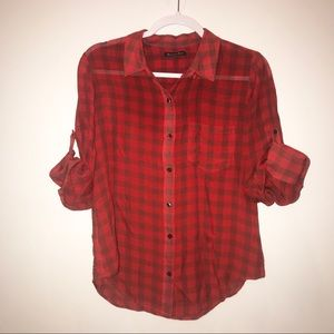 Broadway & Broome Anthropologie Blouse